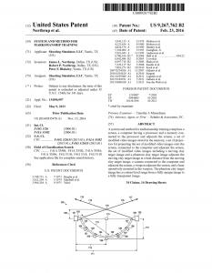 Virtual Reality Shotgun Shooting Patent