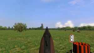 The Best Sporting Clays Virtual Reality Game !
