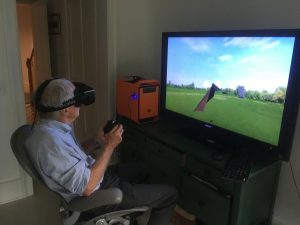 The Judge Dusts Some Virtual Reality Clay Doubles