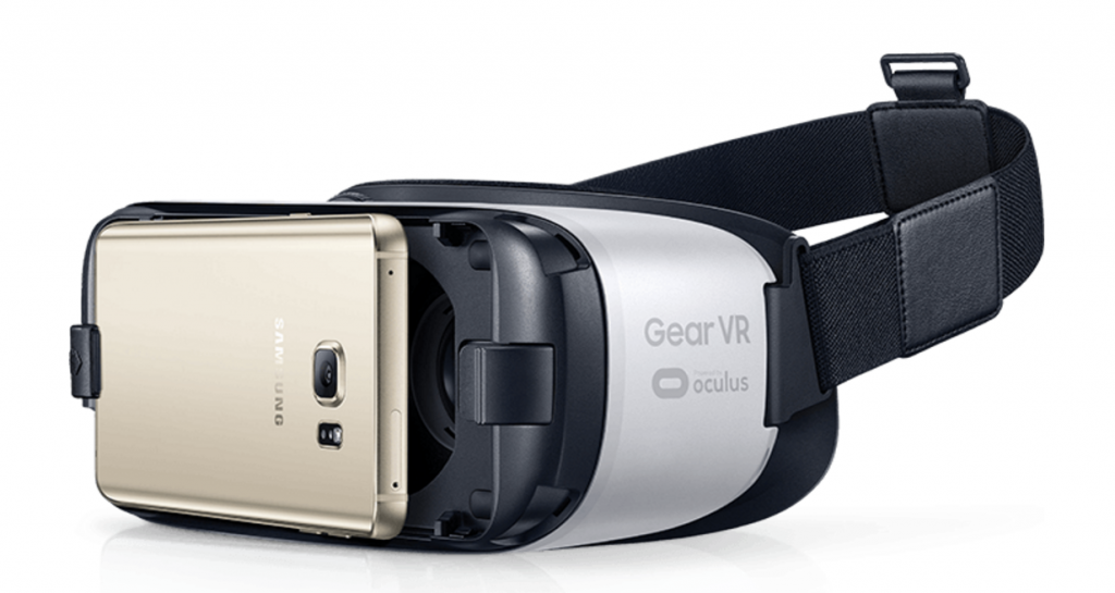 Samsung Gear VR for shotgun shooting