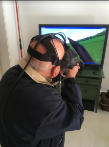 Skeet Shooting Champ's New Favorite VR Shooting Game: CLAZER