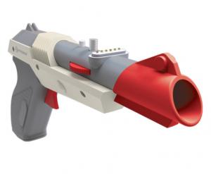 VR Handgun Controller for Clazer